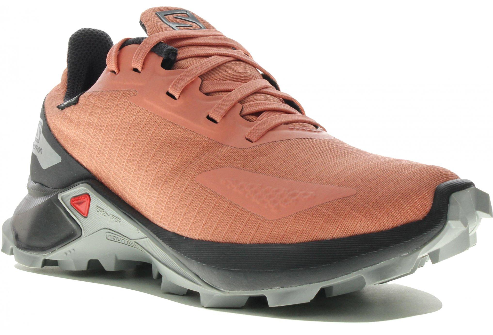 Salomon Alphacross Blast CSWP Chaussures running femme