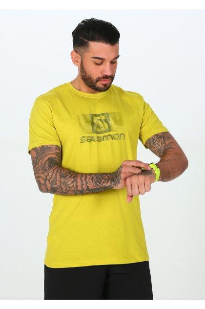 Salomon Camiseta manga corta Blend Logo