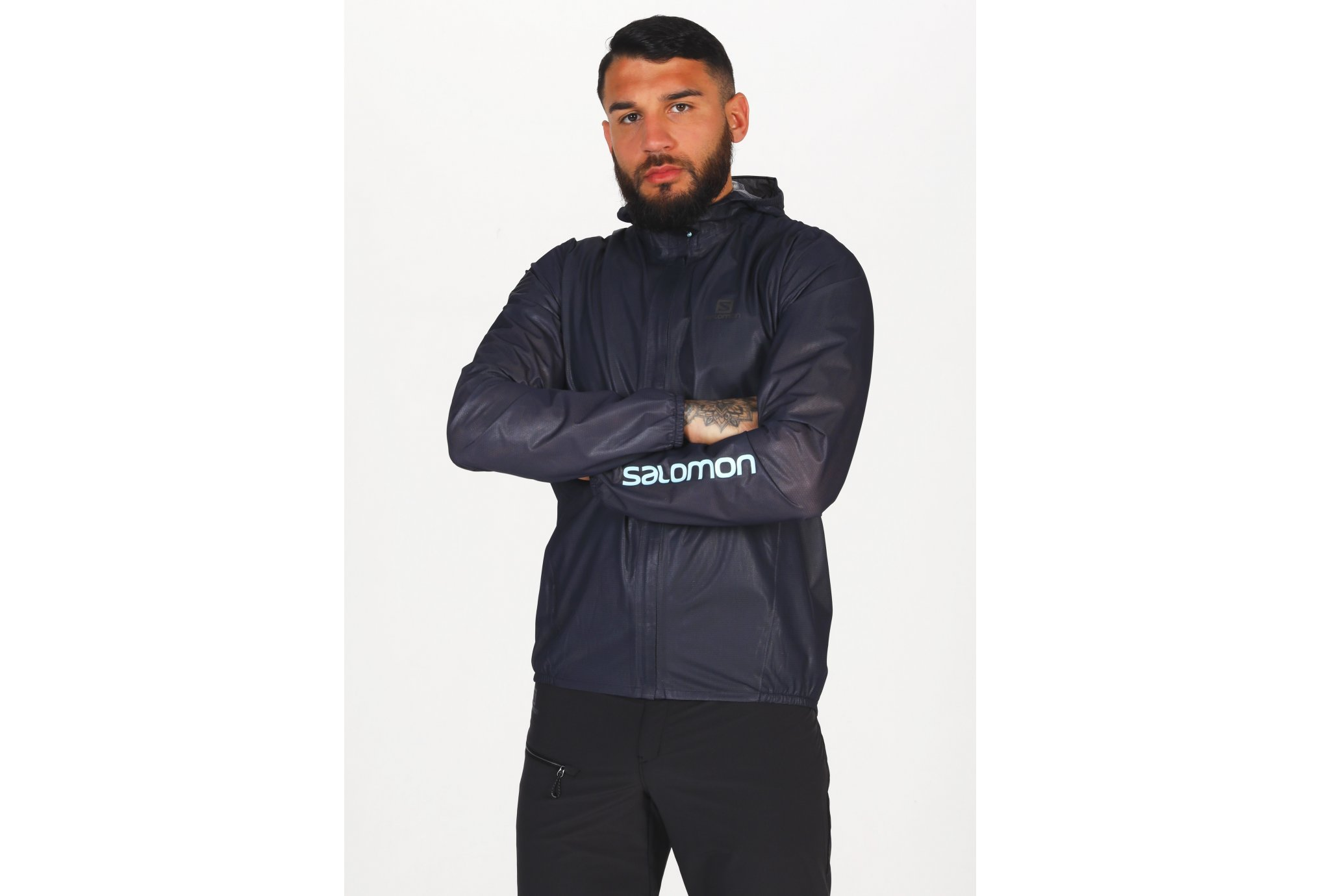 Salomon Bonatti Race WP M Diététique Vêtements homme