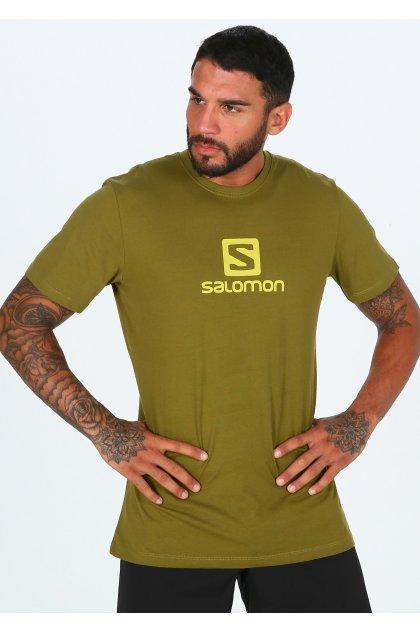 Salomon Camiseta manga corta Coton Logo
