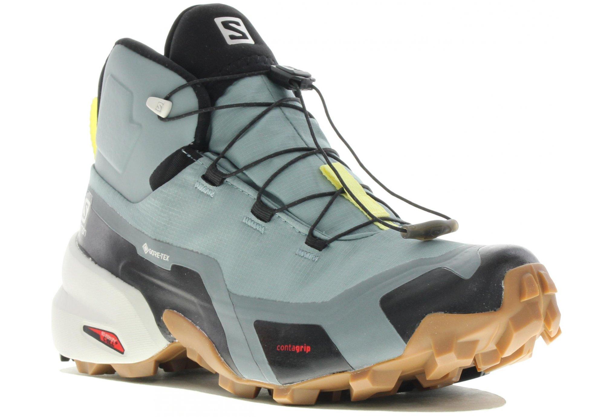 Salomon Cross Hike Mid Gore-Tex W Chaussures running femme