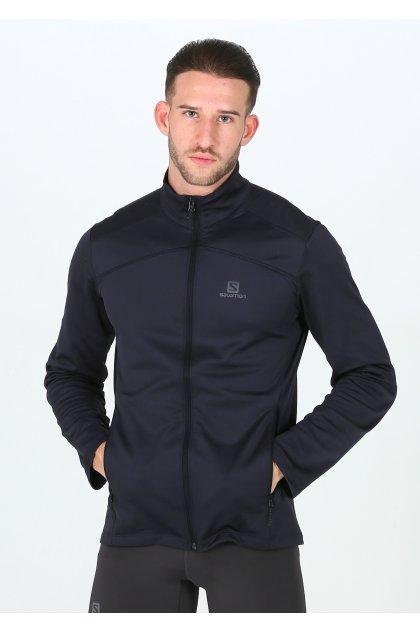Salomon chaqueta Discovery LT FZ