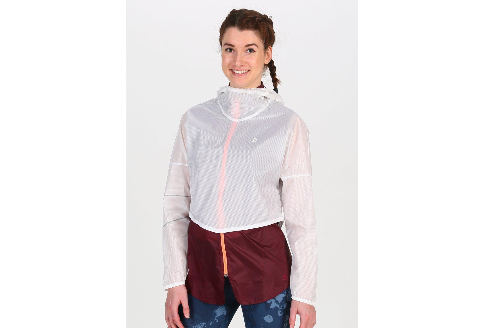 Salomon Elevate 3 en 1 Raincombi W Diététique Vêtements femme