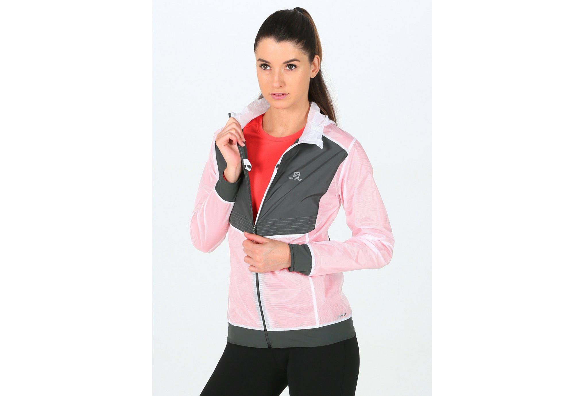 Salomon Lightning Aero W vêtement running femme