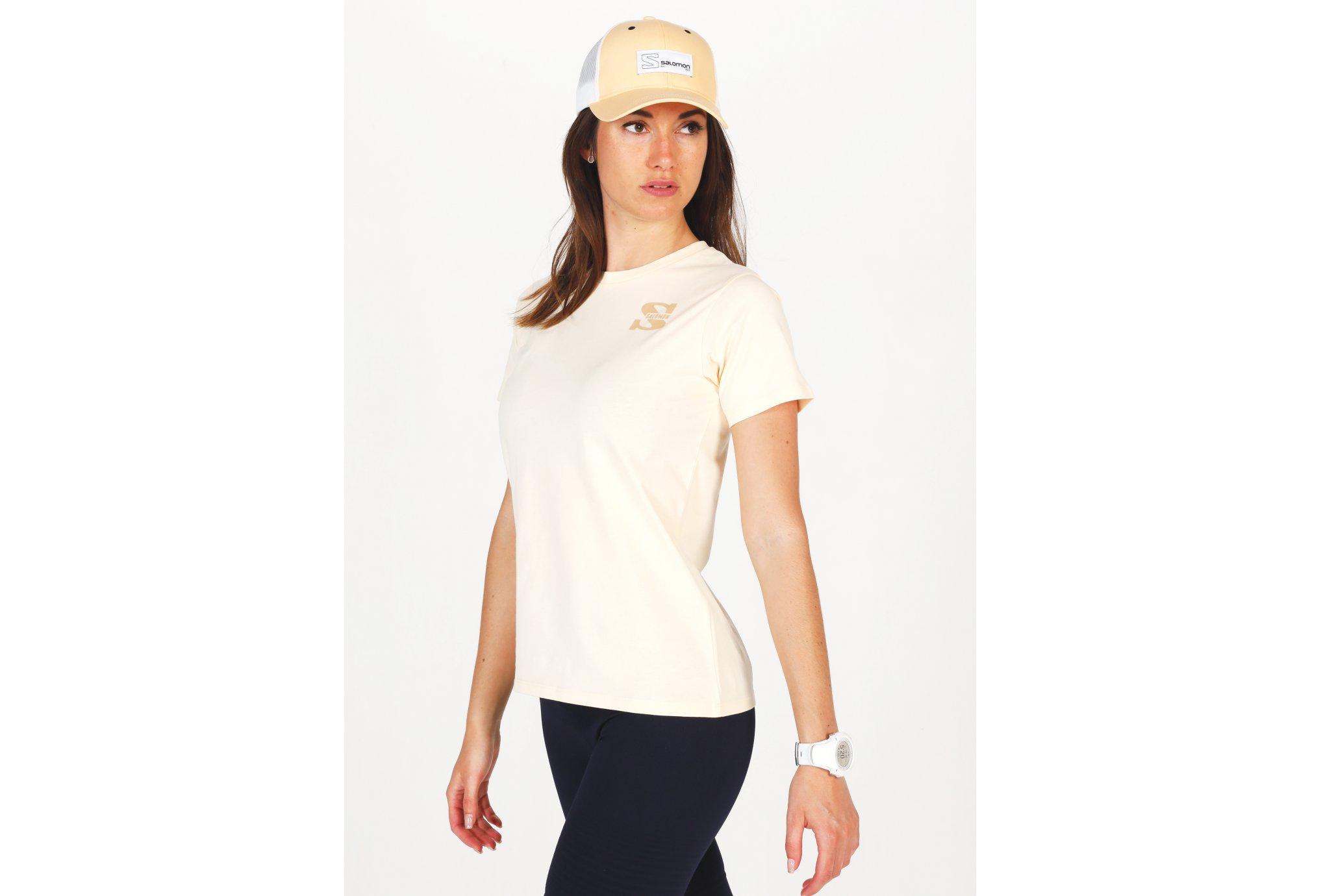 Salomon Outlife Small Logo W vêtement running femme