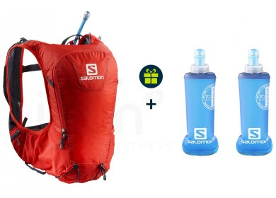 Salomon Pack Skin Pro 10 Set + 2 Soft Flask 250 mL offertes