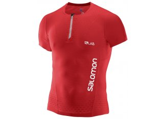 Salomon Camiseta manga corta S-Lab Exo HZ