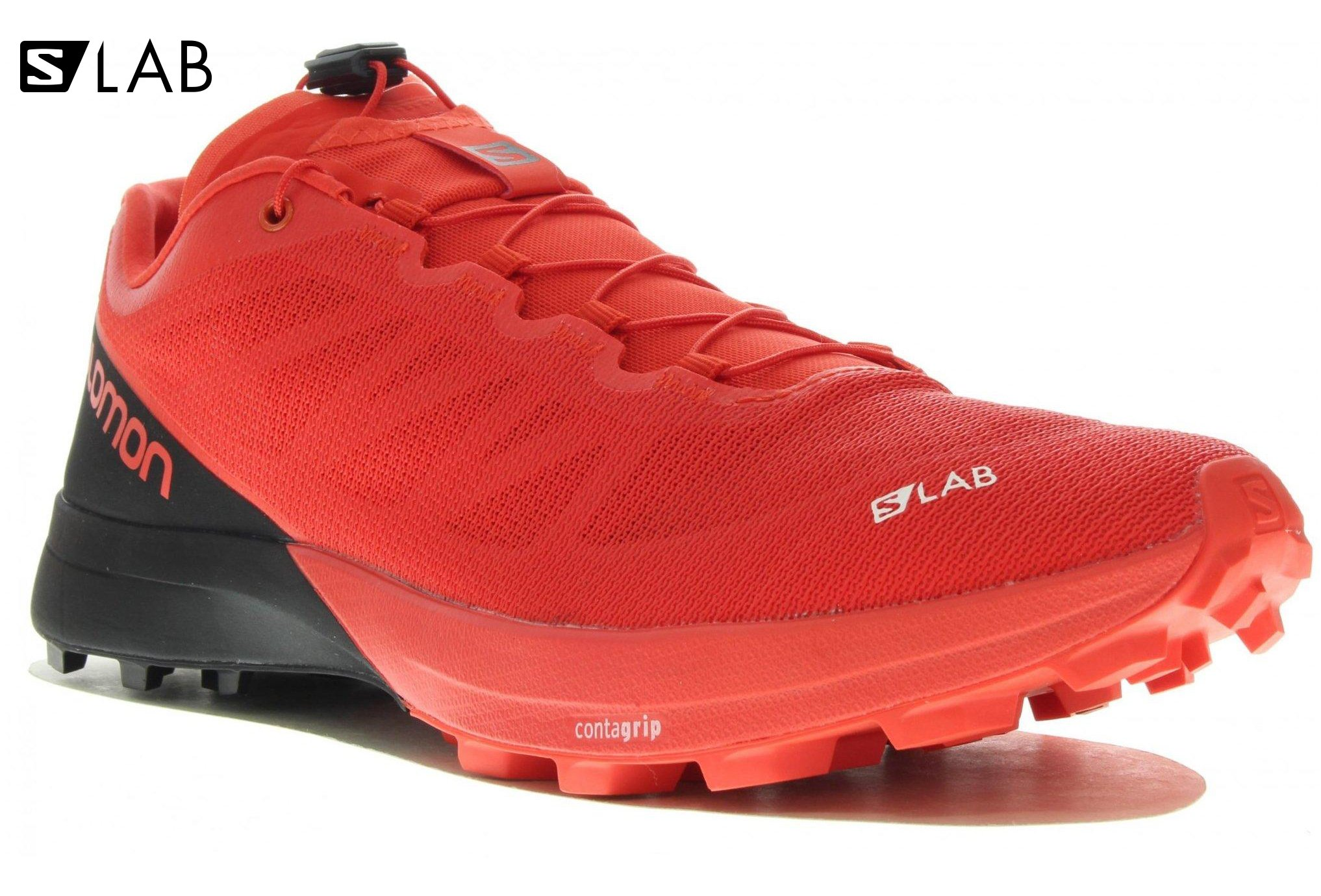 Salomon S-Lab Sense 7 SG W Chaussures running femme