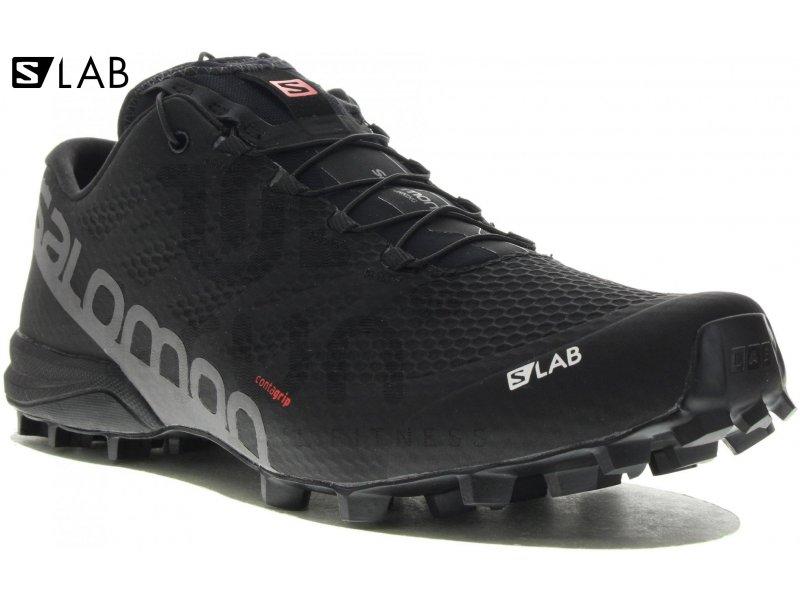 ade26e19c03d6 Salomon S-Lab Speed 2 M homme Noir