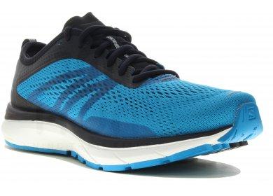 Running Bleu – Salomon SONIC RA chaussures de running Homme Bleu