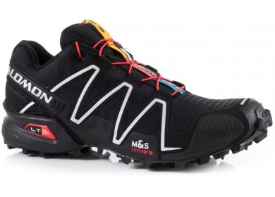 purchase cheap 68a03 b5973 Salomon SPEEDCROSS 3 Black série M