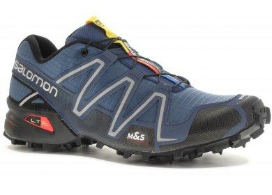 Salomon SPEEDCROSS 3 M pas cher Chaussures homme running running homme Trail en 6ba0ab