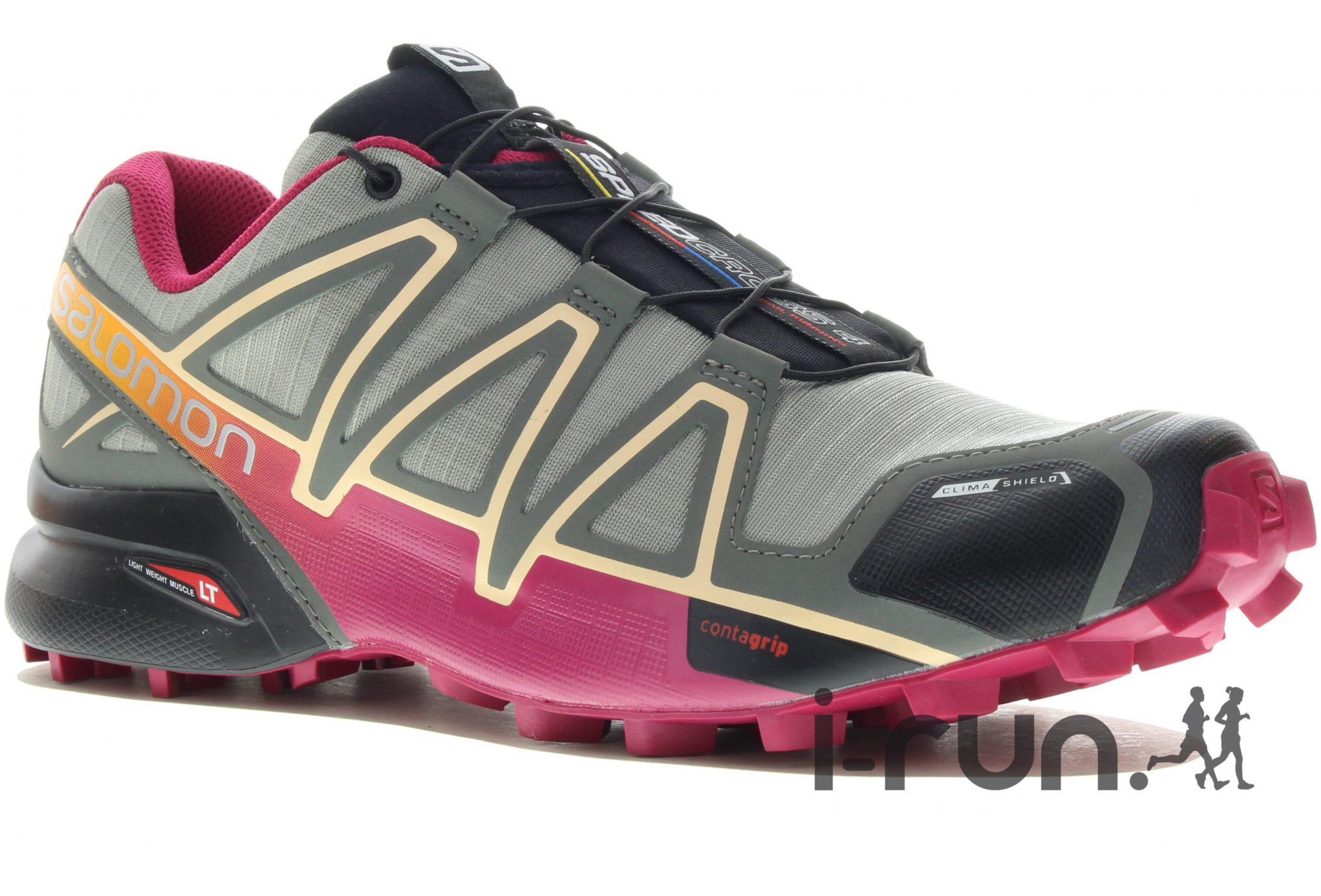 Salomon Speedcross 4 ClimaShield W Chaussures running femme