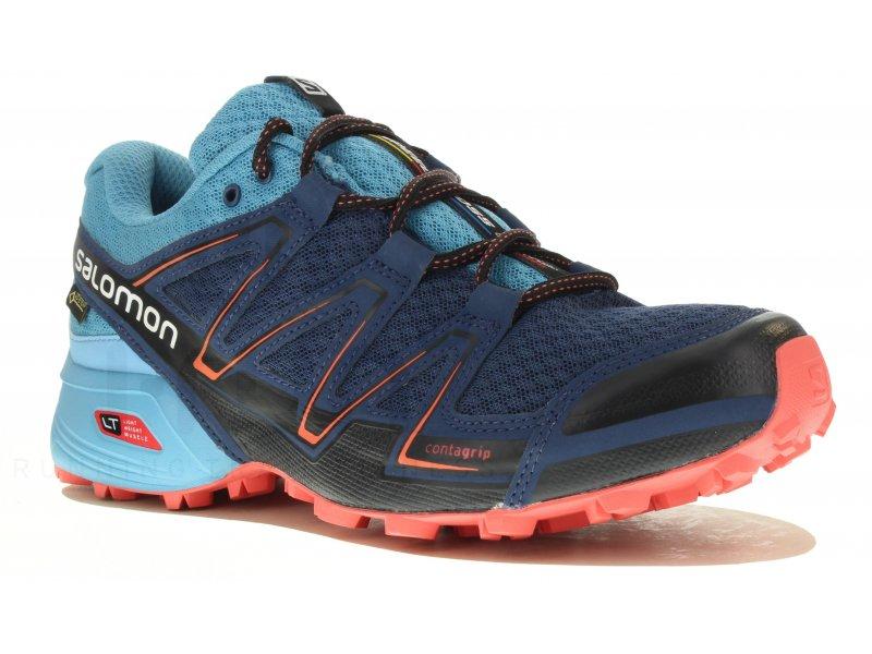 W Pas Salomon Running Speedcross Gore Tex Vario Chaussures Cher qwIS1fR