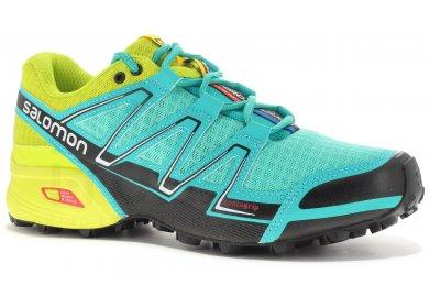 Chaussures femme W SPEEDCROSS cher pas Vario running Salomon nwOm80vN