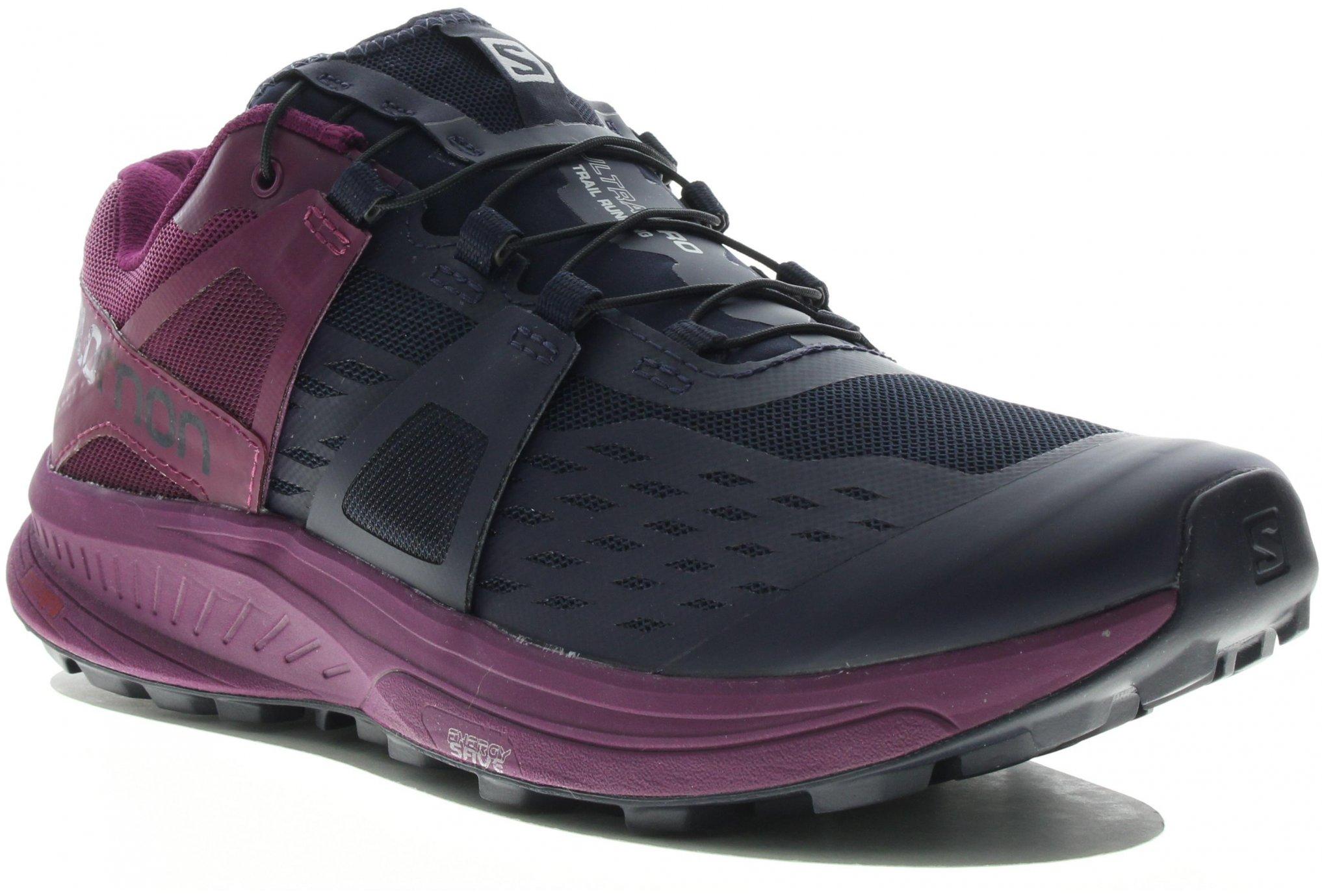 Salomon Ultra Pro W Diététique Chaussures femme