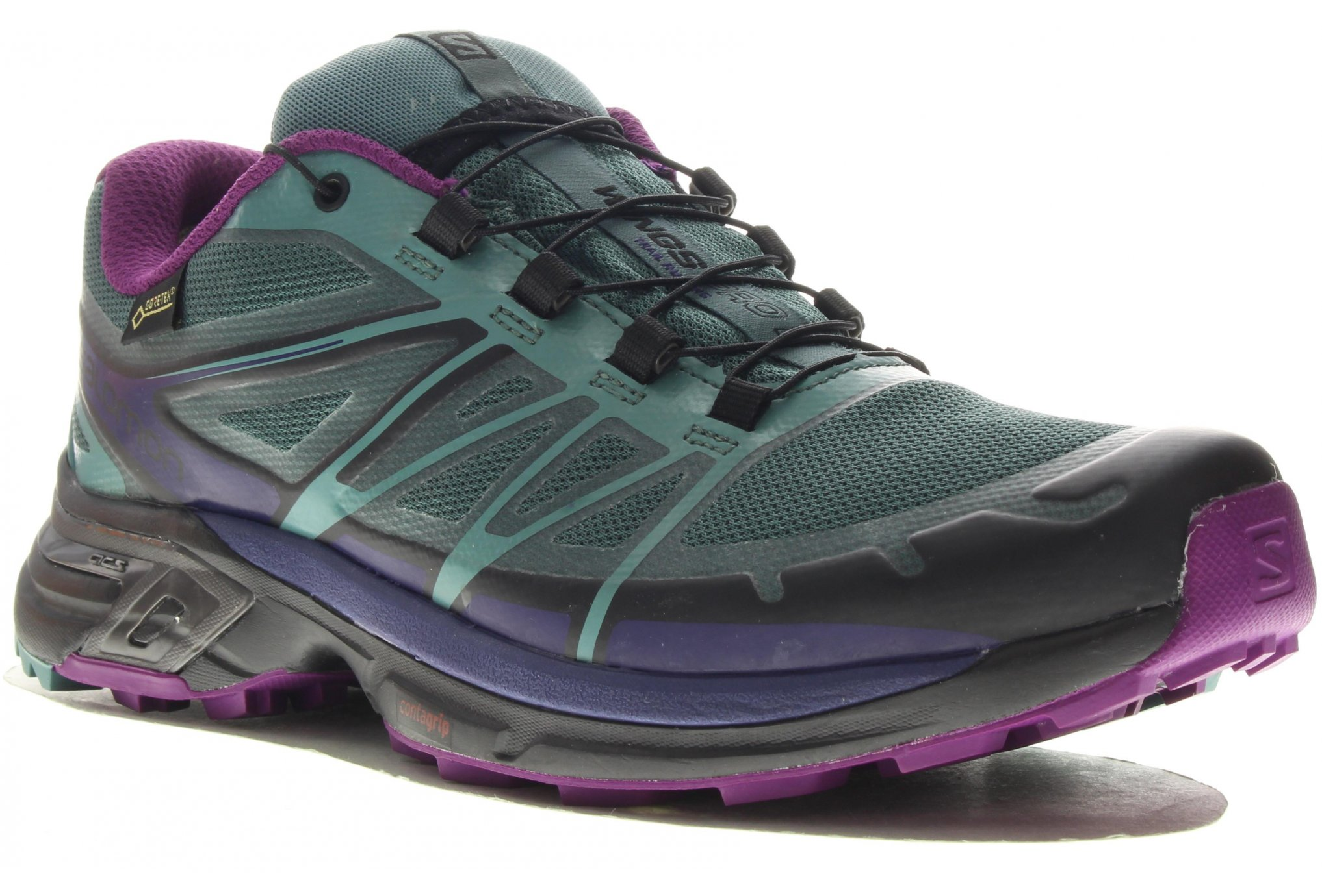 Salomon Wings Pro 2 Gore-Tex W Chaussures running femme
