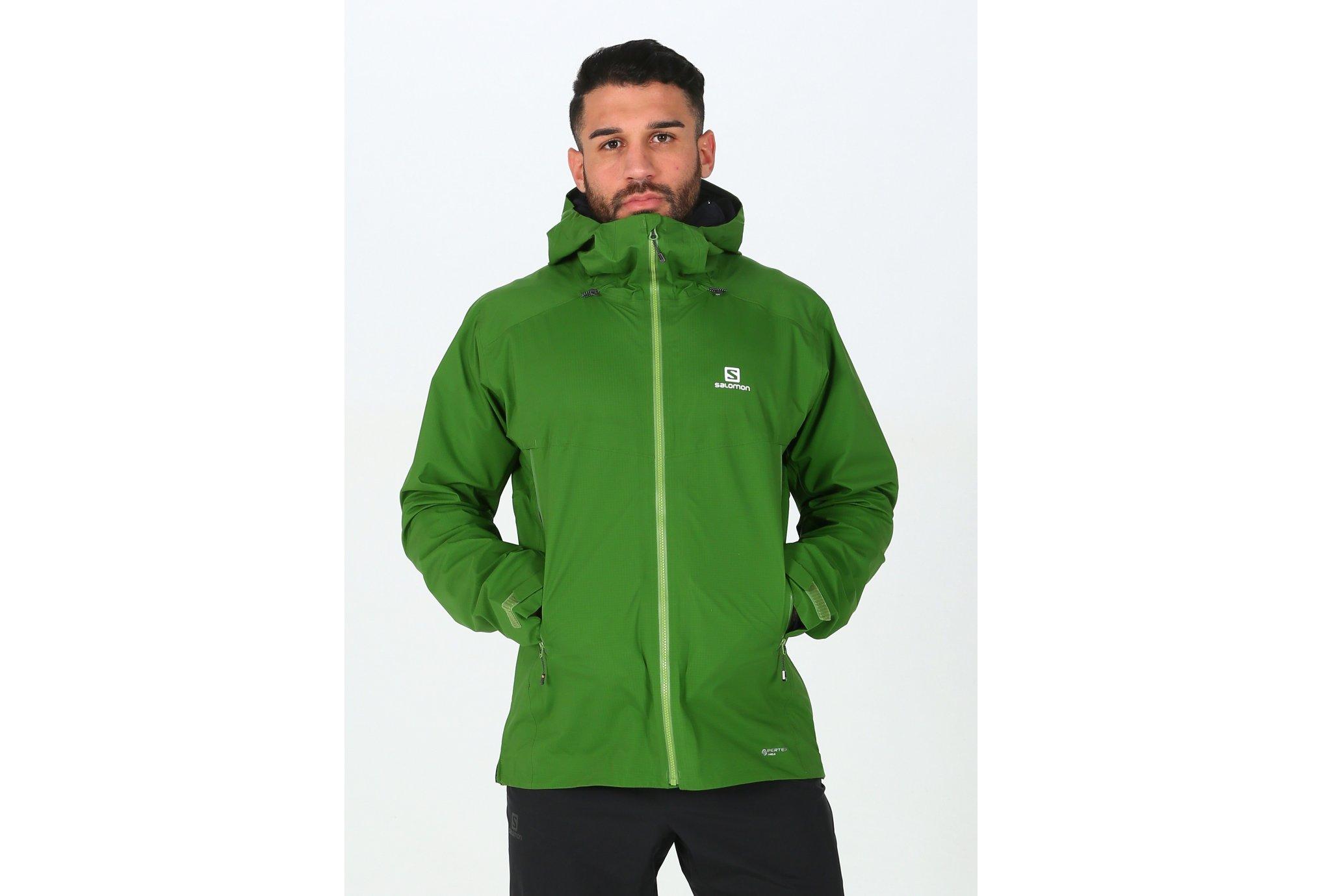Salomon X Alp 3L M vêtement running homme