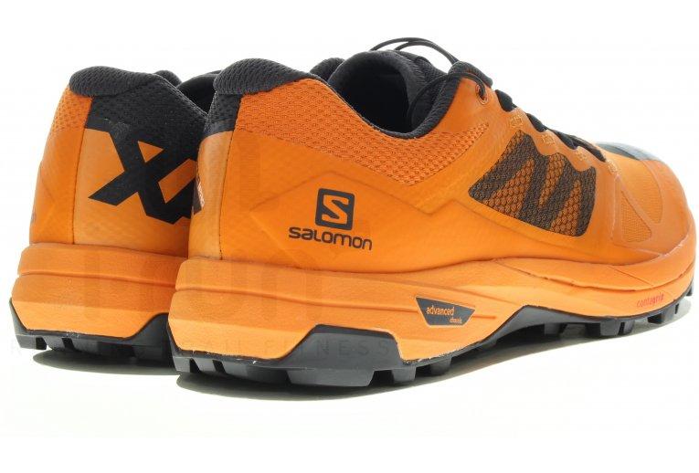 SALOMON X ALPINE PRO: Zapatillas trail para montaña y