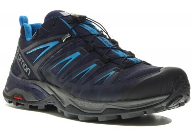 M X homme Ultra Tex Chaussures running 3 pas Salomon Gore cher 6gy7Ybf