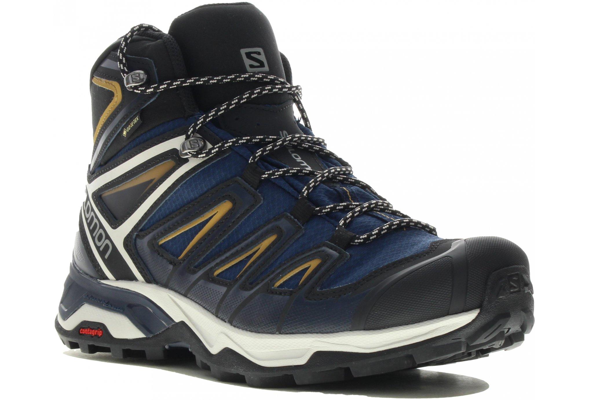 Salomon X Ultra 3 Mid Gore-Tex Chaussures homme