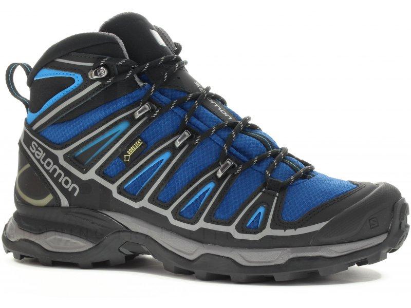 Salomon X Ultra Mid 2 Gore Tex M Chaussures homme Trail
