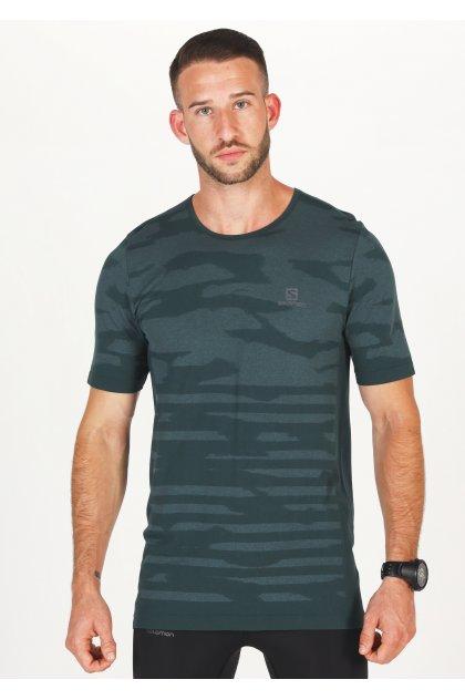 Salomon camiseta manga corta XA Camo Tee