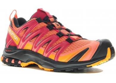 Chaussures Salomon XA Pro 3D noires femme h4greMz