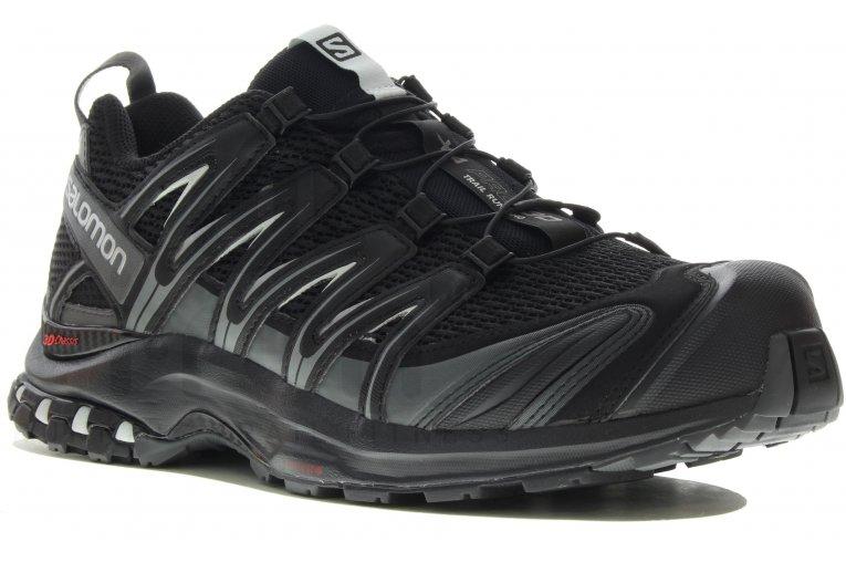 zapatillas hombre salomon xa pro 3d ultra black