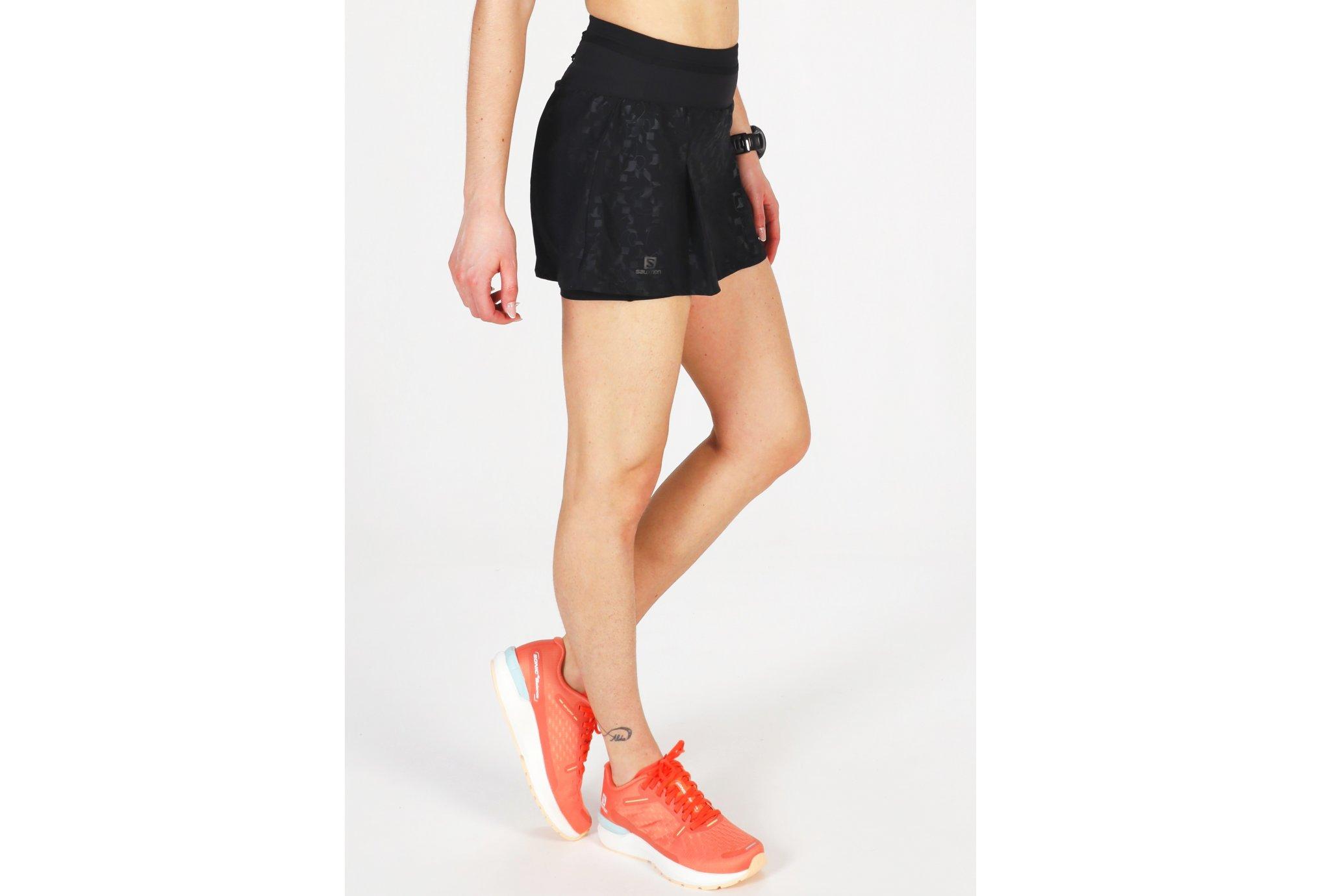 Salomon XA Skort W vêtement running femme