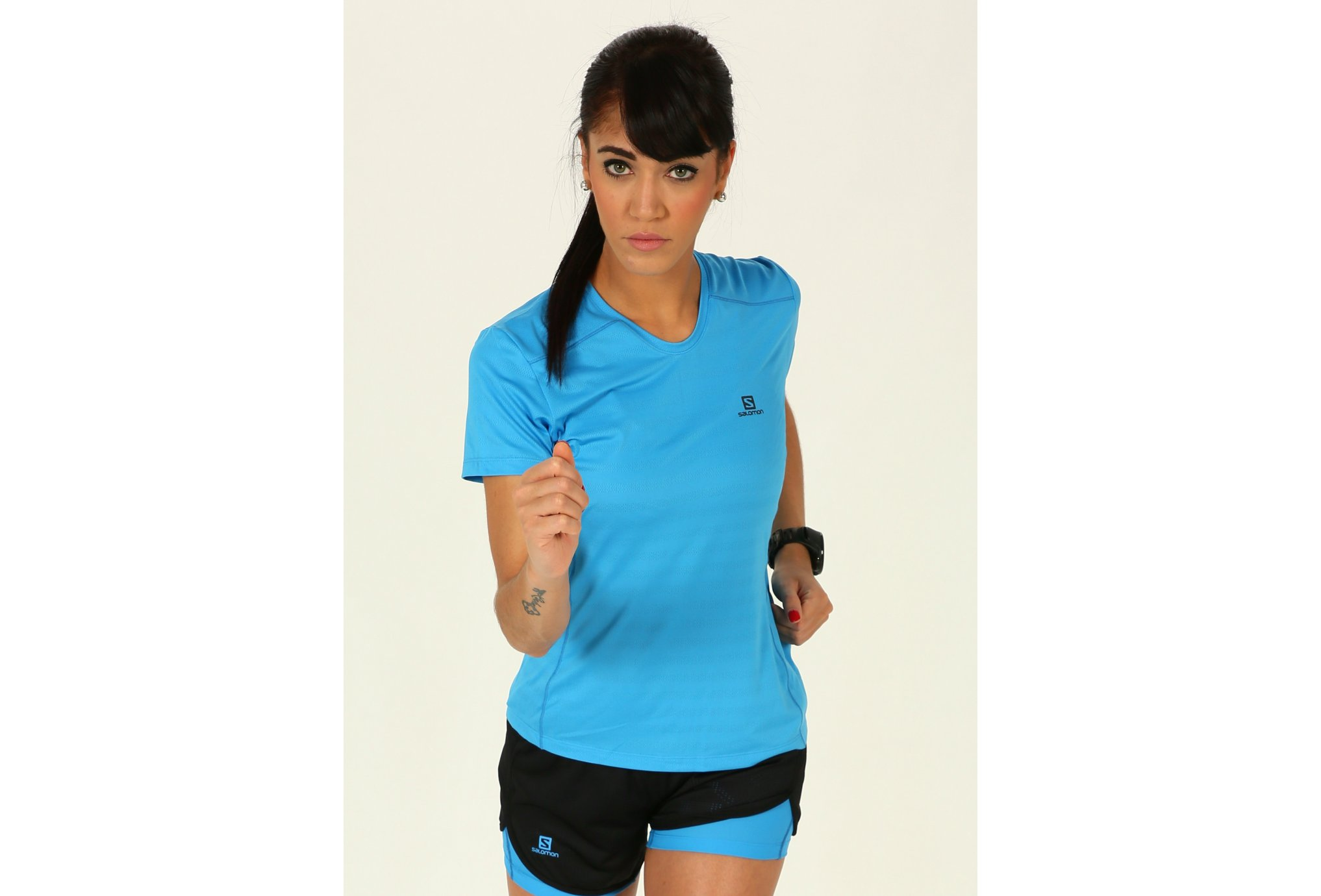 Salomon XA W vêtement running femme