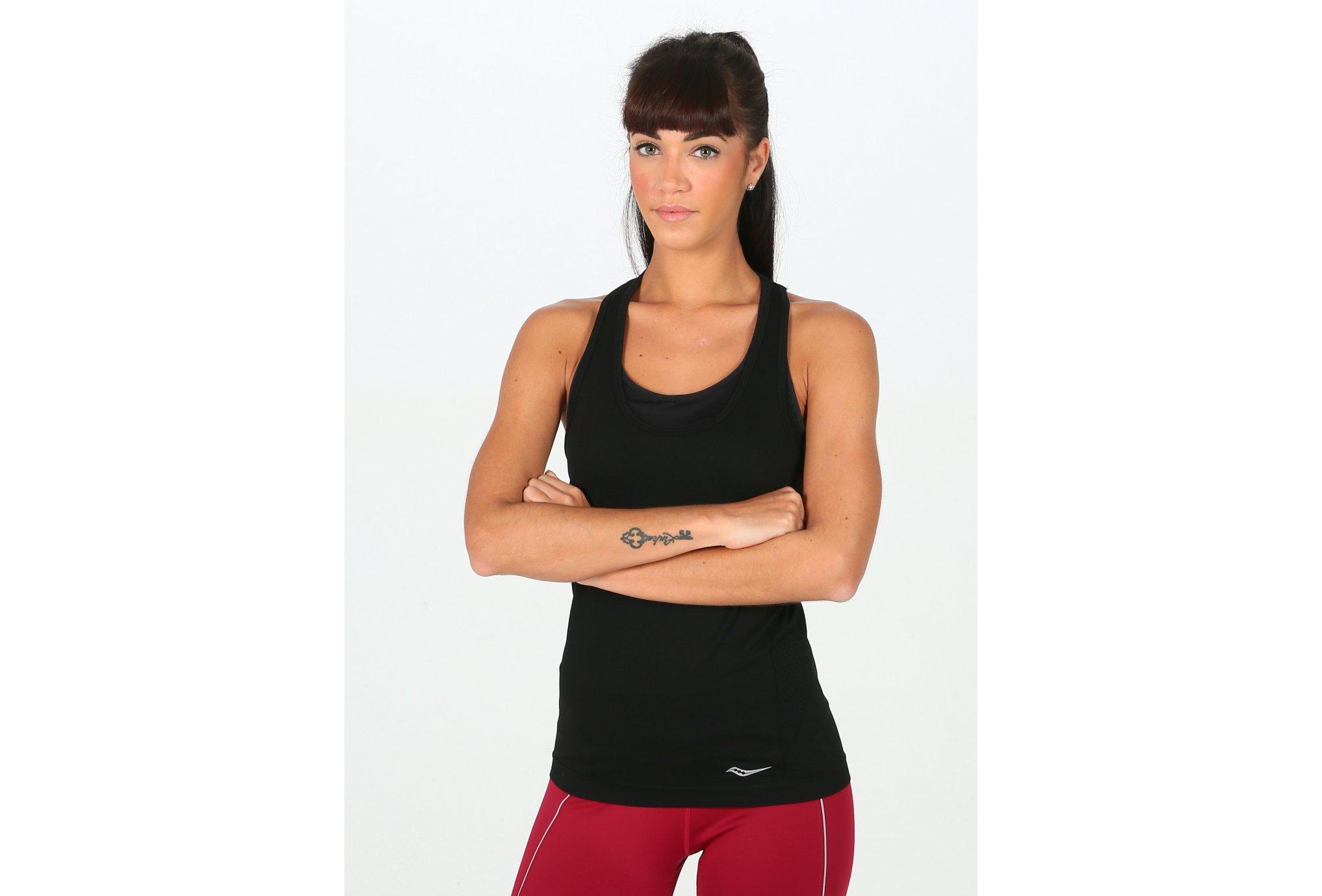 Saucony Bell Lap Seamless W vêtement running femme