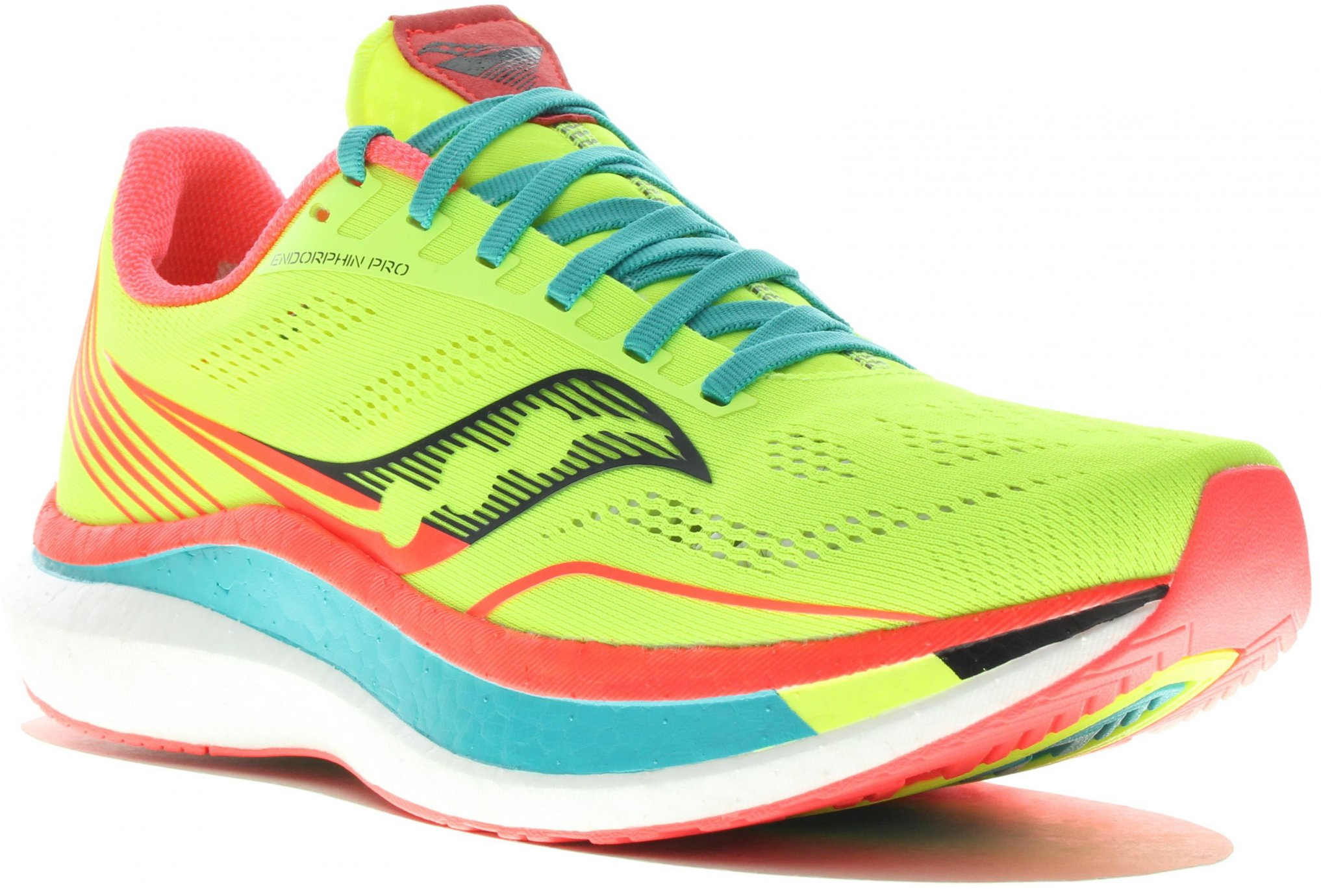 Saucony Endorphin Pro Heat M Chaussures homme