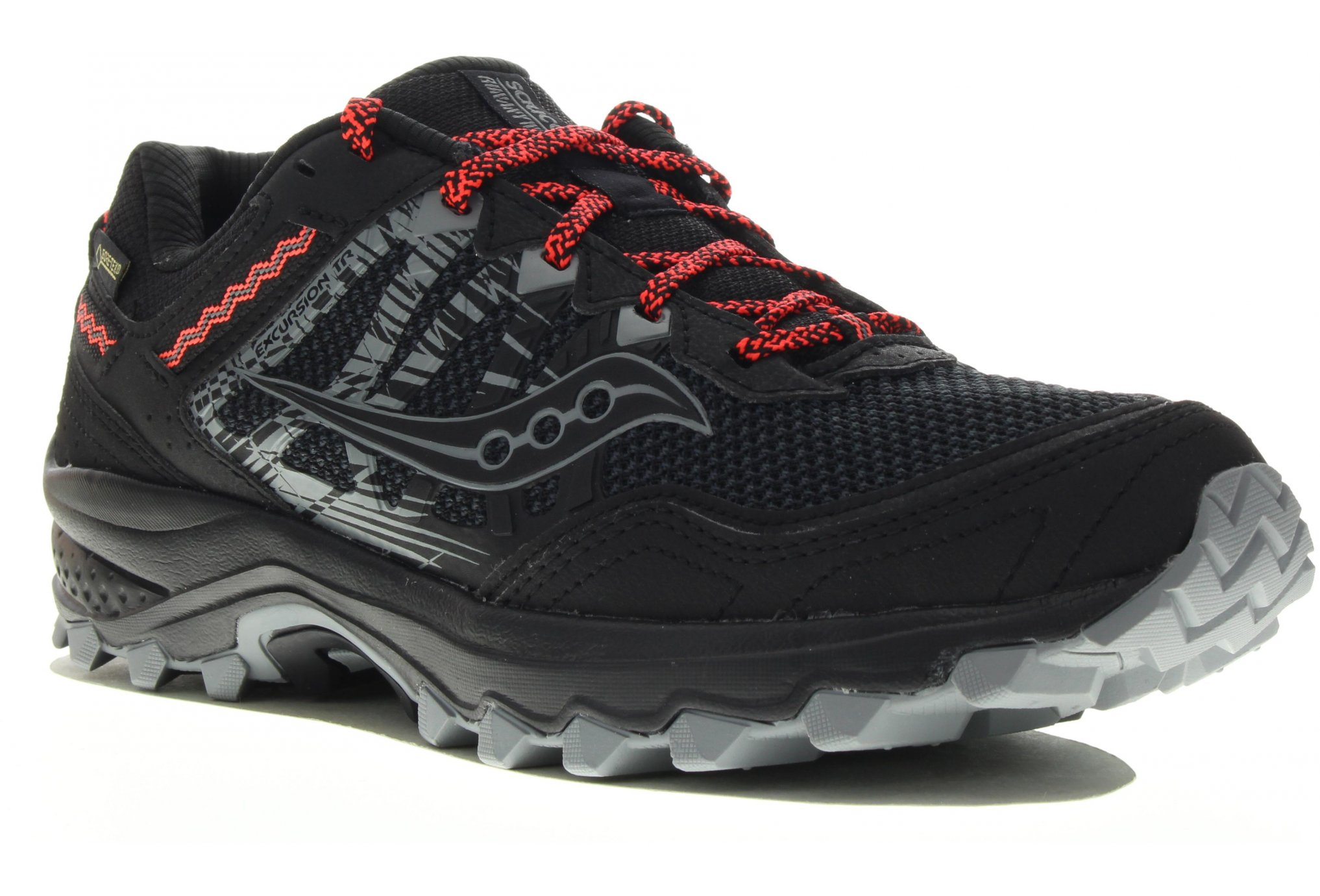 Saucony Excursion TR12 Gore-Tex déstockage running
