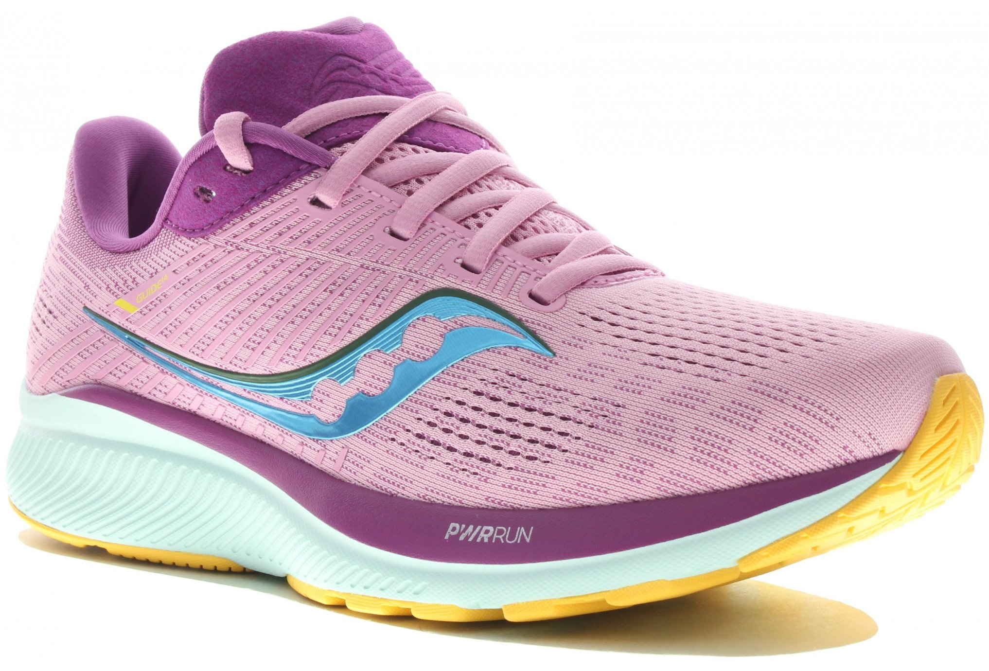 Saucony Guide 14 Future Spring W Chaussures running femme