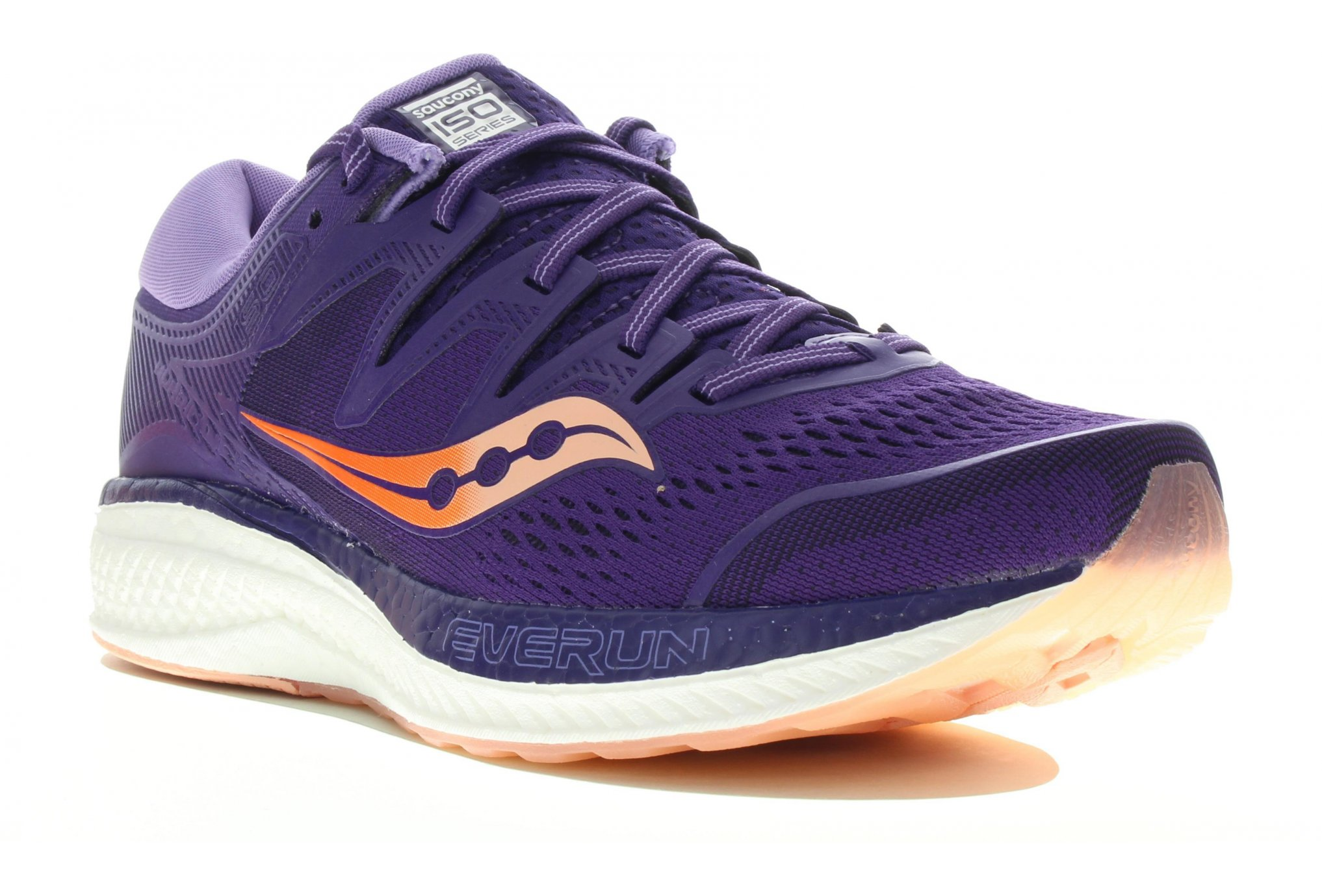 Saucony Hurricane ISO 5 W Chaussures running femme