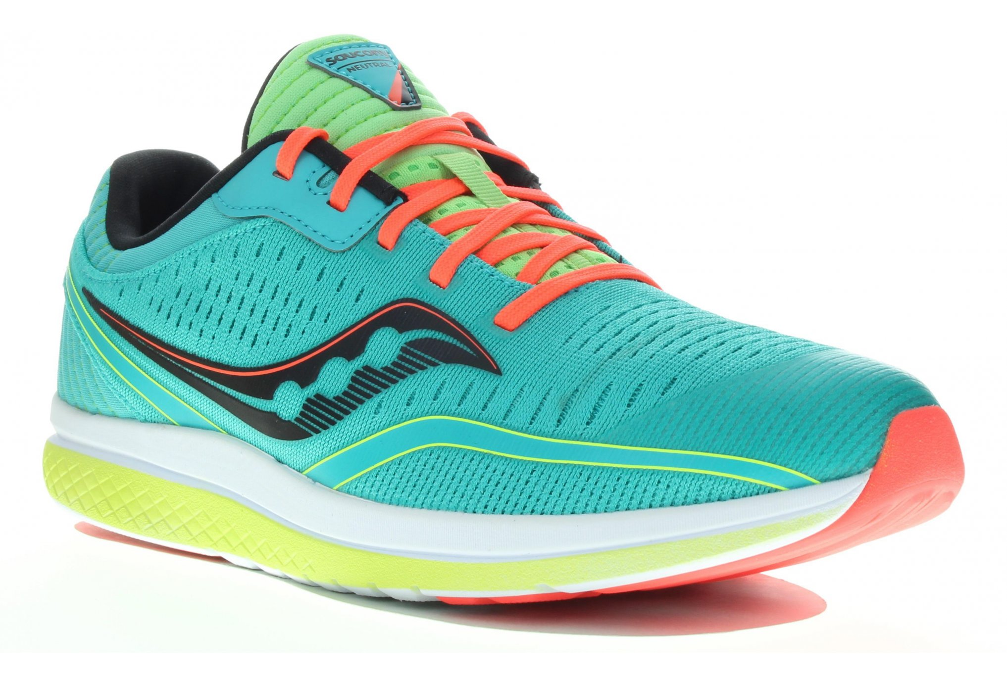 Saucony Kinvara 11 Fille Chaussures running femme