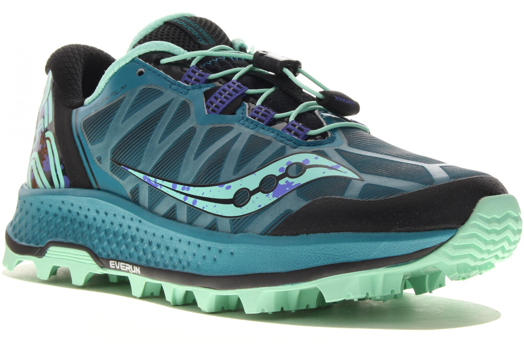 bf955fec95a Trail Session - Saucony Koa ST W Chaussures running femme