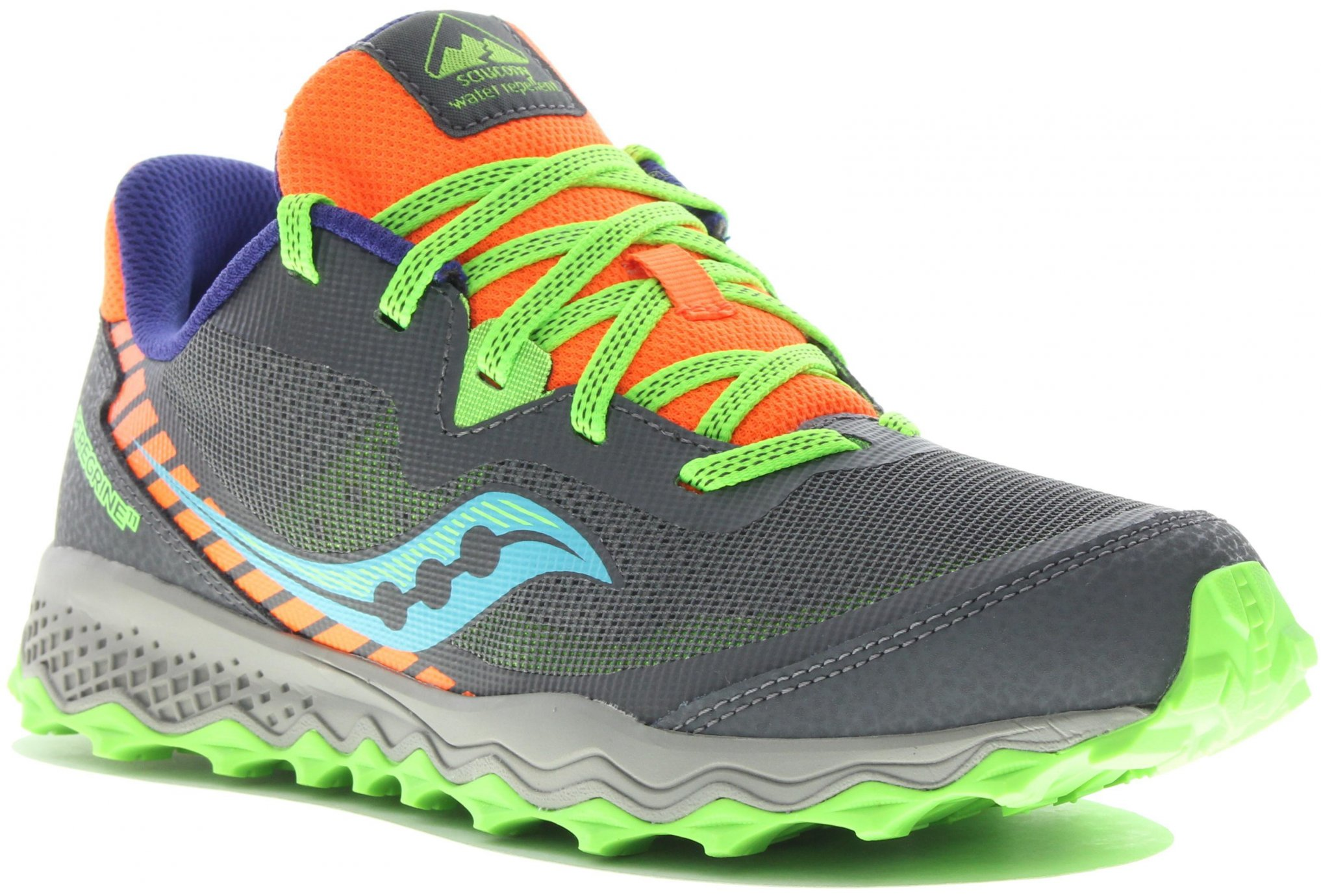 Saucony Peregrine 11 Shield Junior Chaussures homme