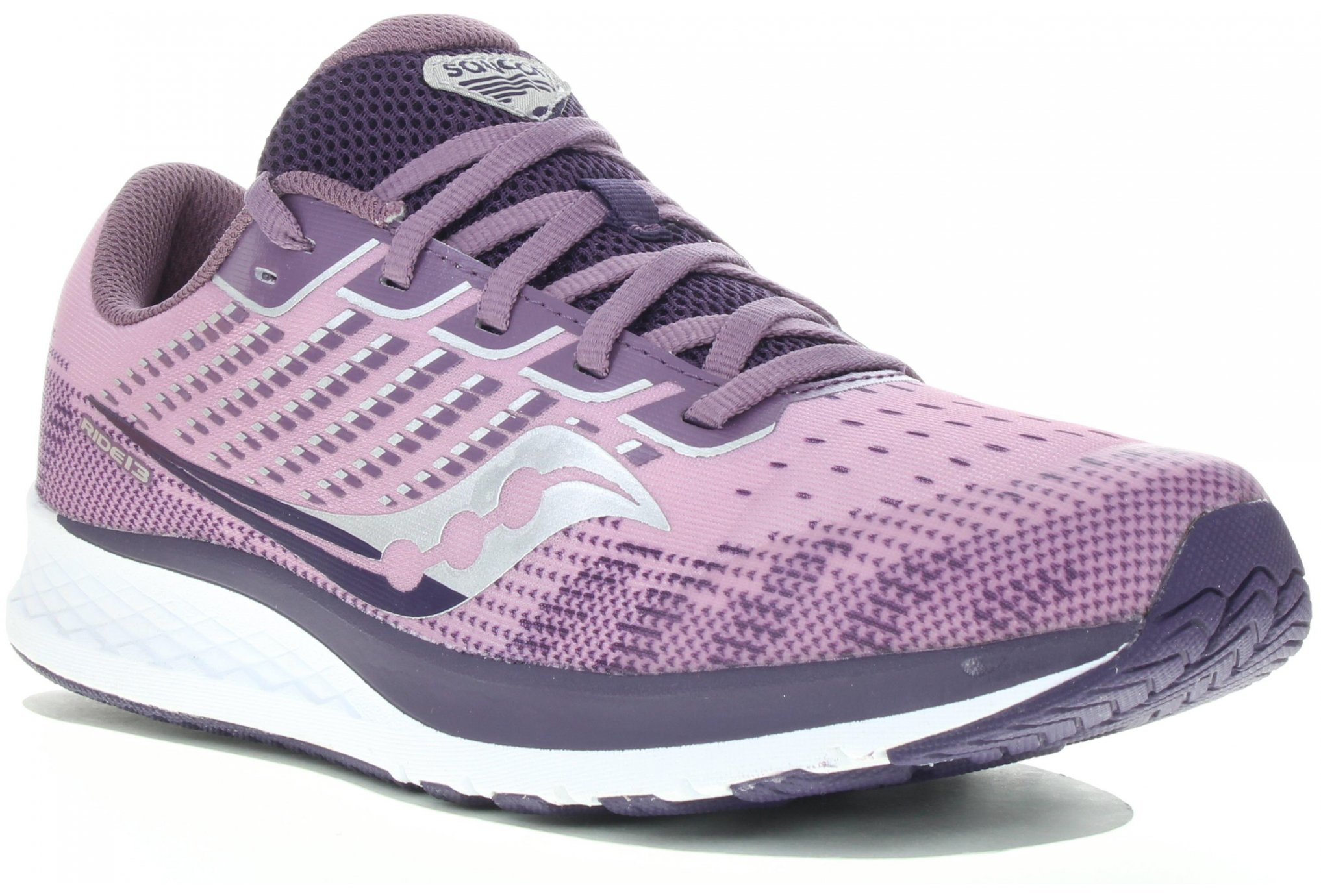 Saucony Ride 13 Fille Chaussures running femme