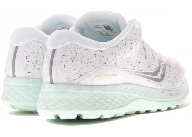 Saucony Ride ISO White Noise W