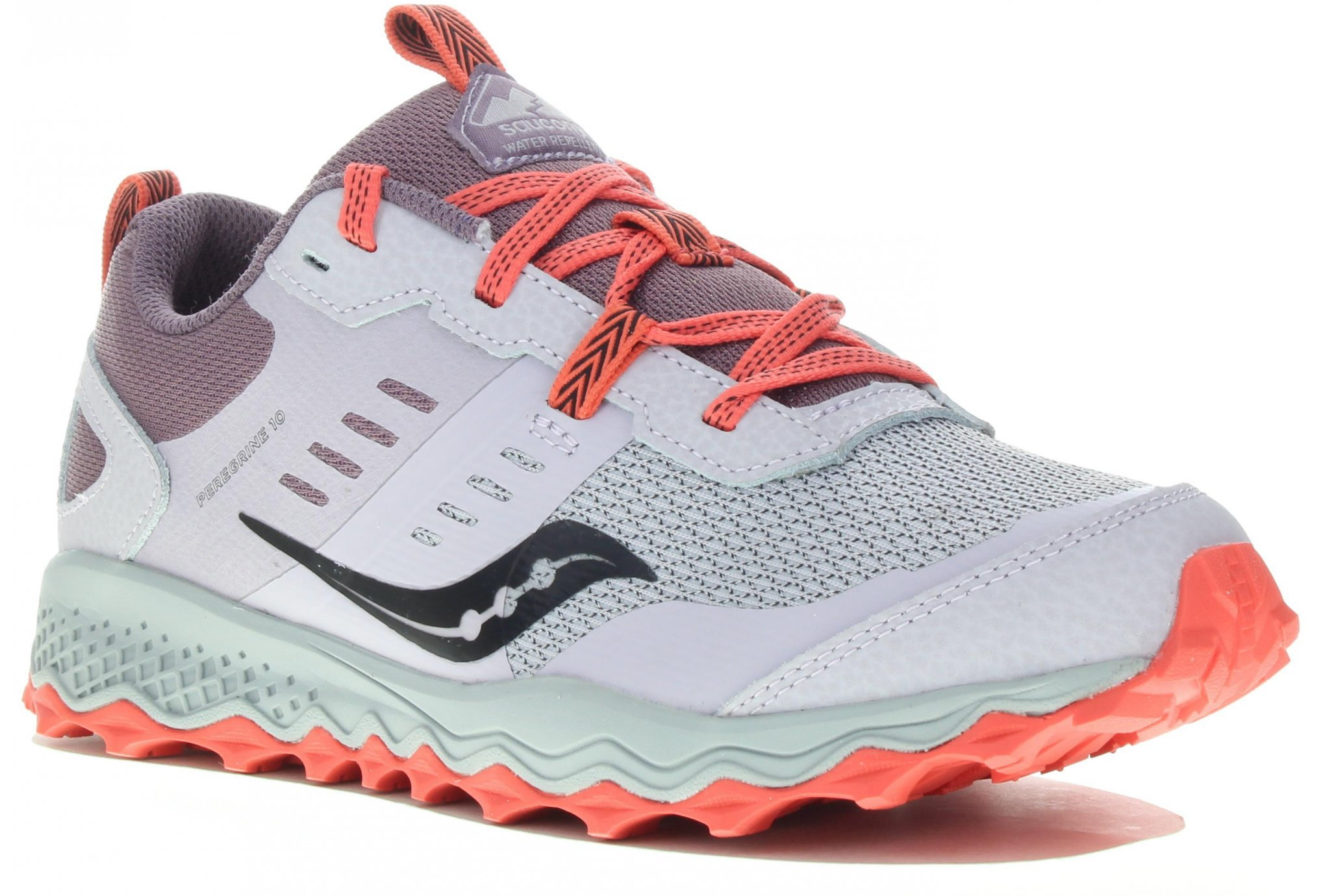 Saucony S-Peregrine 10 Shield Chaussures running femme