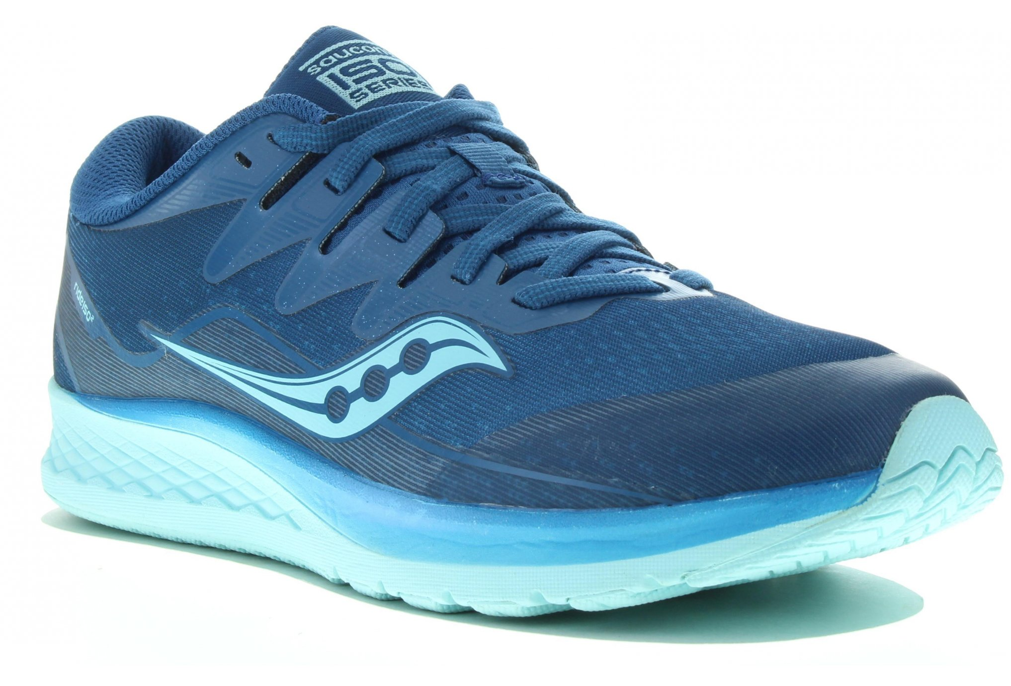 Saucony S-Ride ISO 2 Fille Chaussures running femme