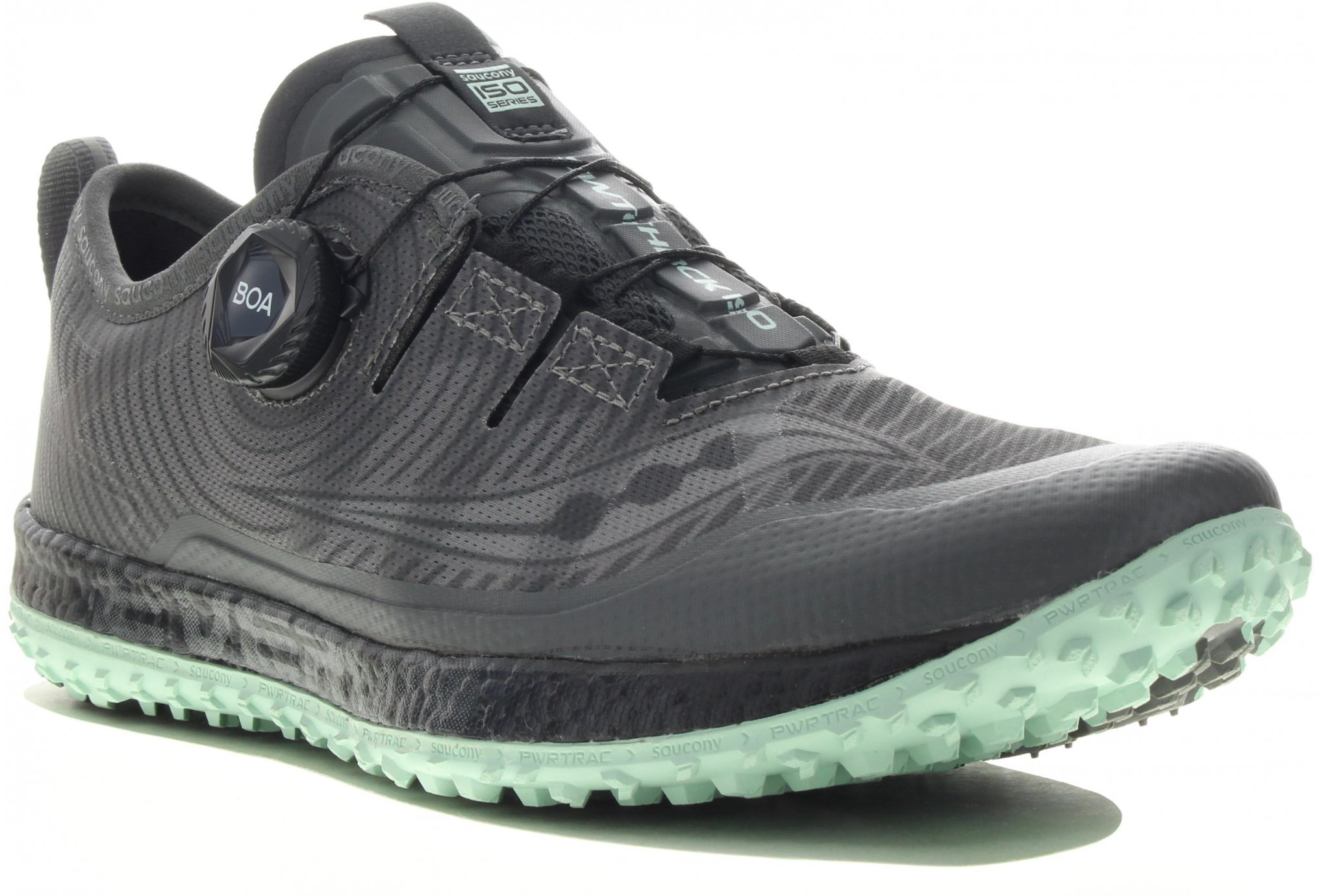 Saucony Switchback ISO déstockage running