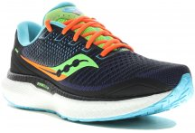Saucony Triumph 18 Bright Future Black M