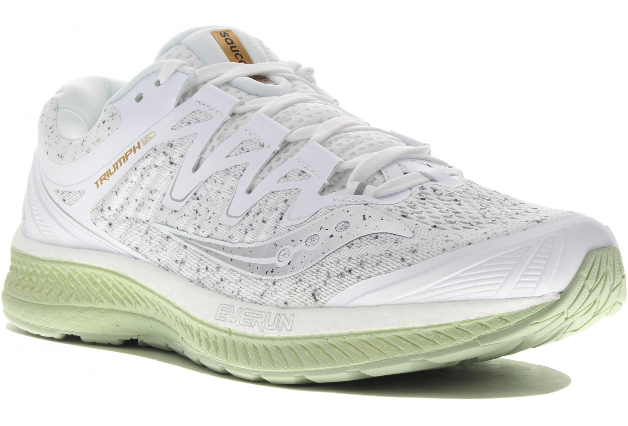 Saucony Triumph ISO 4 White Noise M Chaussures homme