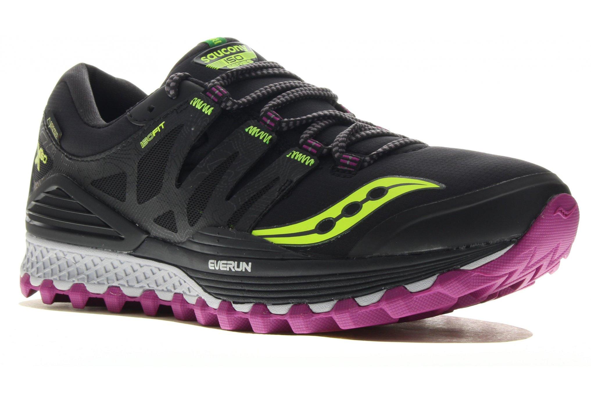 Saucony Xodus ISO Gore-Tex W Diététique Chaussures femme