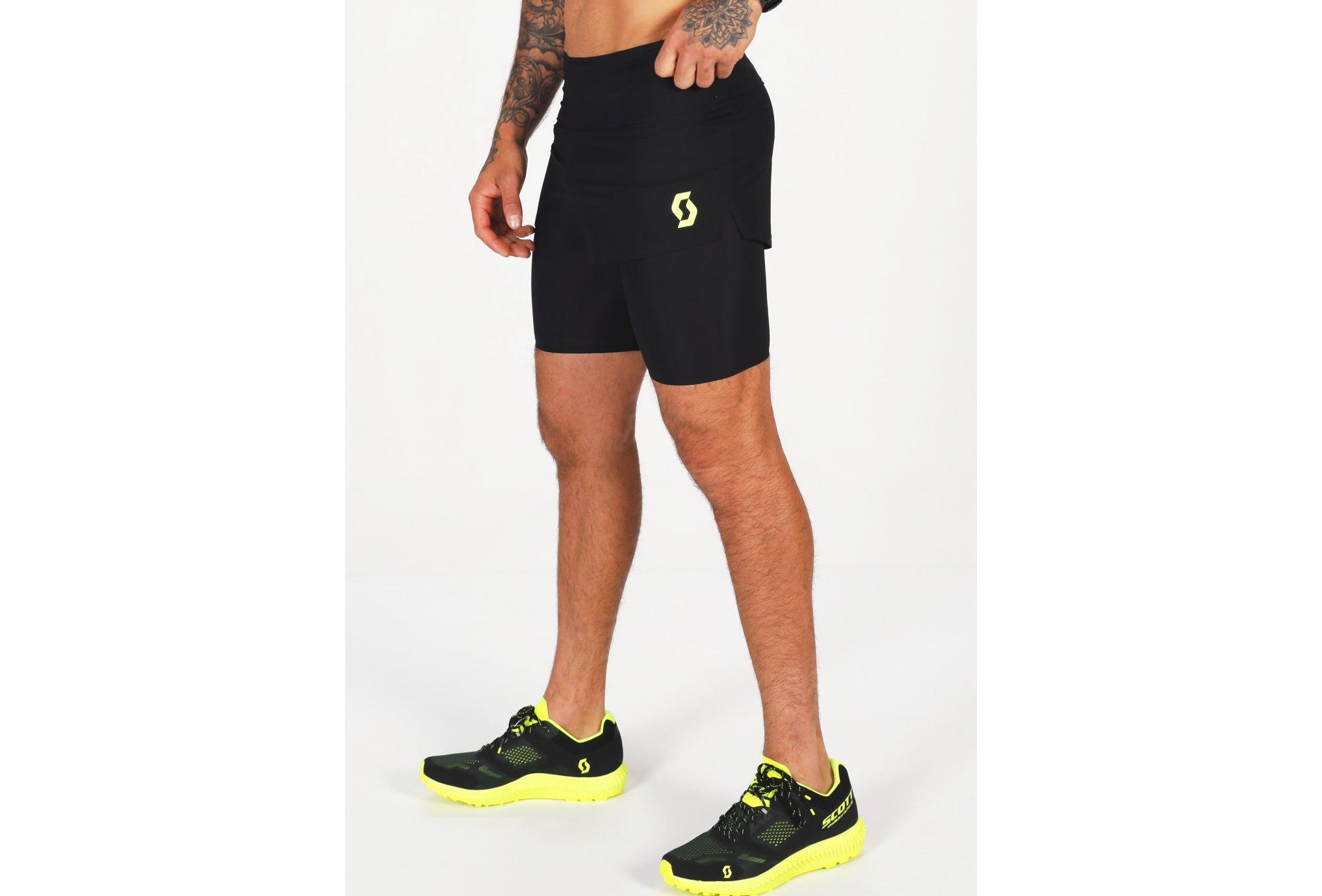 Scott RC Run Kinetech Hybrid M vêtement running homme