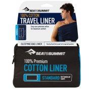 Sea To Summit Drap de sac Coton Standard