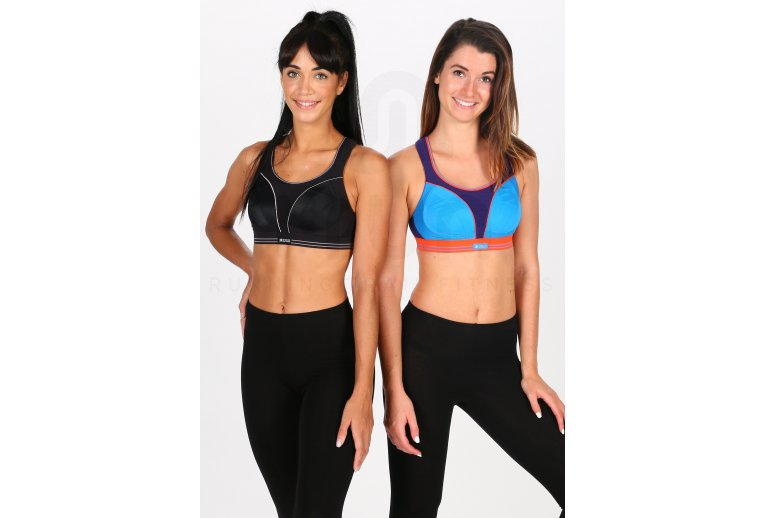 Shock Absorber Pack Ultimate Run Bra